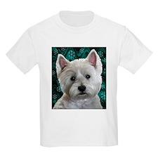 Unique Westie christmas T-Shirt