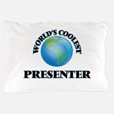 Presenter Pillow Case