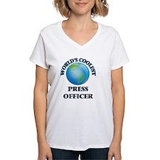 Press Officer T-Shirt