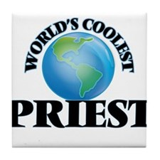Priest Tile Coaster