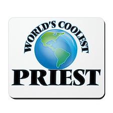 Priest Mousepad