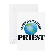 Priest Greeting Cards