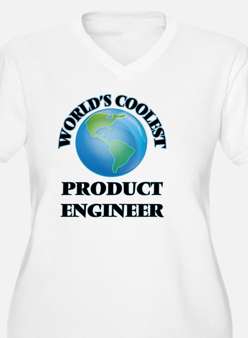 Product Engineer Plus Size T-Shirt