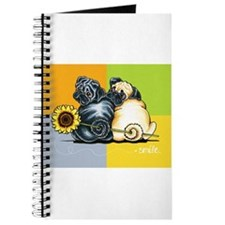 Smile Theyre Pugs Journal