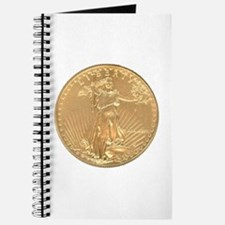 Gold Liberty 1986 Journal