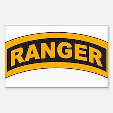 Cool 2nd ranger battalion Decal