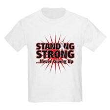 Mesothelioma Strong T-Shirt