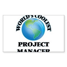 Project Manager Decal