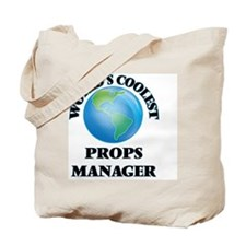 Props Manager Tote Bag