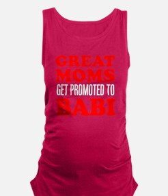 Great Moms Promoted Babi Maternity Tank Top