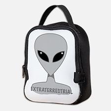 Extraterrestrial Neoprene Lunch Bag