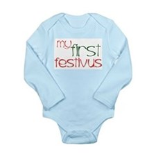 Cute Seinfeld quote Long Sleeve Infant Bodysuit
