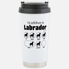 Stubborn Lab v2 Stainless Steel Travel Mug