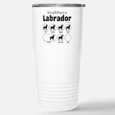 Stubborn Lab v2 Travel Mug