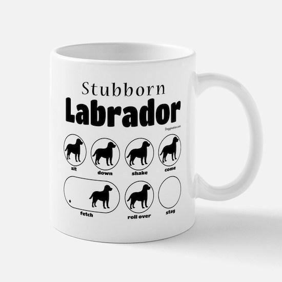 Stubborn Lab v2 Mug