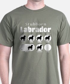 Stubborn Lab v2 T-Shirt