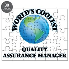 Quality Assurance Manager Puzzle