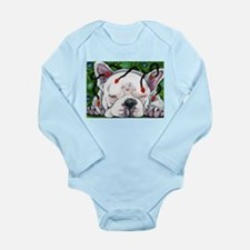 Frenchie Christmas Body Suit