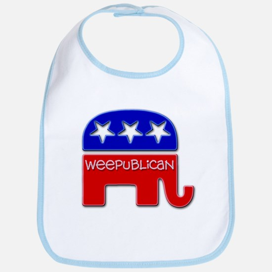 """Weepublican"" Bib"