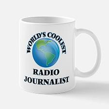 Radio Journalist Mugs