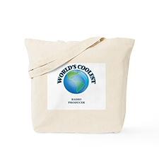 Radio Producer Tote Bag