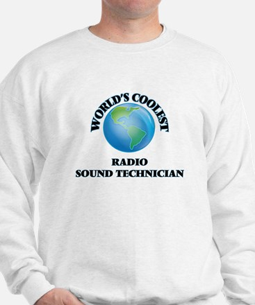 Radio Sound Technician Sweatshirt