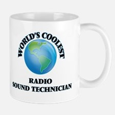 Radio Sound Technician Mugs