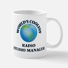 Radio Studio Manager Mugs