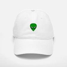 Grey Alien Roswell Baseball Baseball Cap