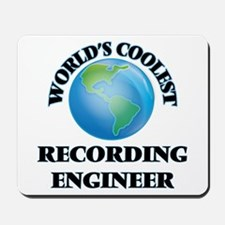 Recording Engineer Mousepad