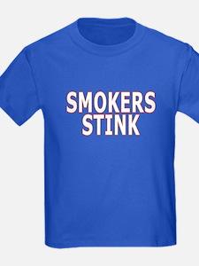 Smokers stink - T