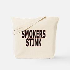 Smokers stink - Tote Bag