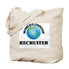 Recruiter Tote Bag