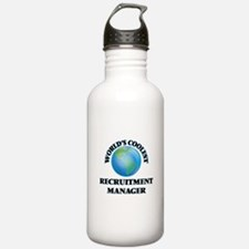Recruitment Manager Water Bottle