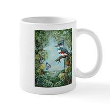 """""""Kingfisher's Grove"""" Mugs"""
