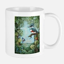 """Kingfisher's Grove"" Mugs"