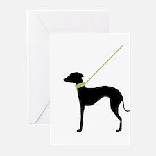 Black Dog Greeting Cards (Pk of 10)