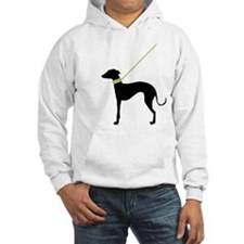 Black Dog Jumper Hoody