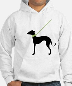 Black Dog Jumper Hoody