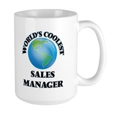 Sales Manager Mugs
