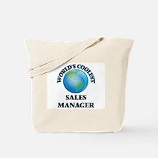 Sales Manager Tote Bag