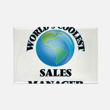 Sales Manager Magnets