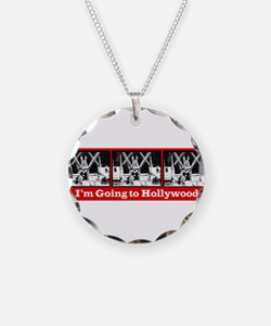 I'm Going to Hollywood! Necklace