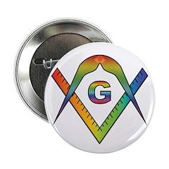 Masonic Rainbow & Eye S&C 2.25