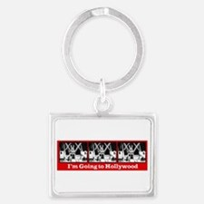 I'm Going to Hollywood! Keychains
