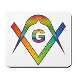 Masonic Rainbow & Eye S&C