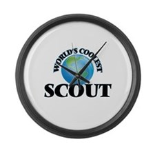 Scout Large Wall Clock