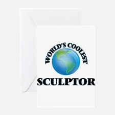 Sculptor Greeting Cards
