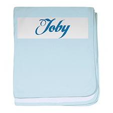Toby baby blanket