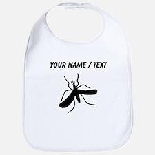 Custom Mosquito Silhouette Bib